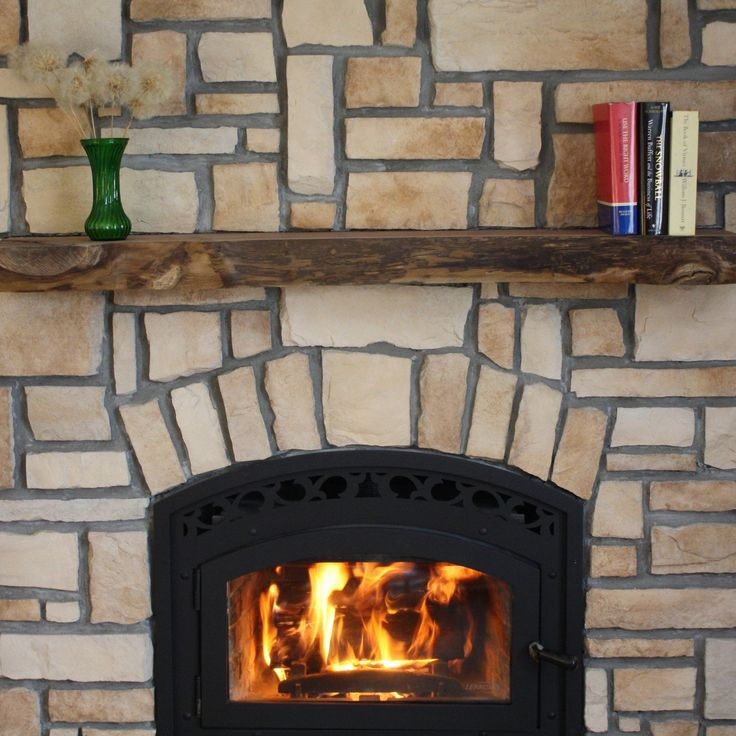 Outdoor Rustic Fireplace Mantels   ... Natural Rustic Walnut Mantel Shelf   Fireplace  Mantels