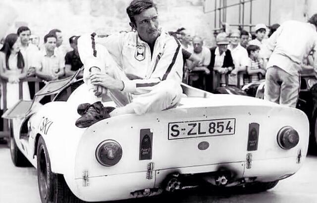 Jo Siffert , Porsche 907
