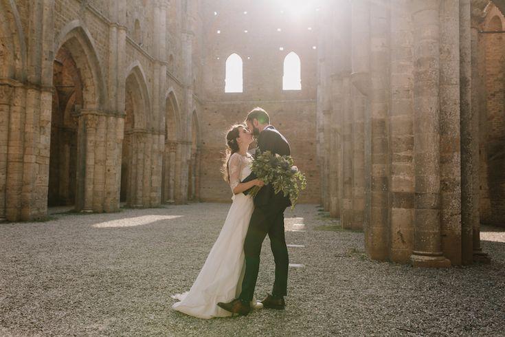 matrimonio organico a san galgano