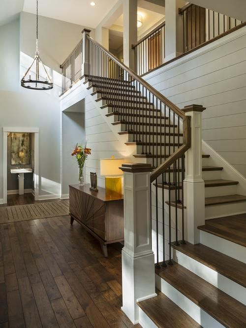 Foyer Stairs Quote : Best banister remodel ideas on pinterest staircase