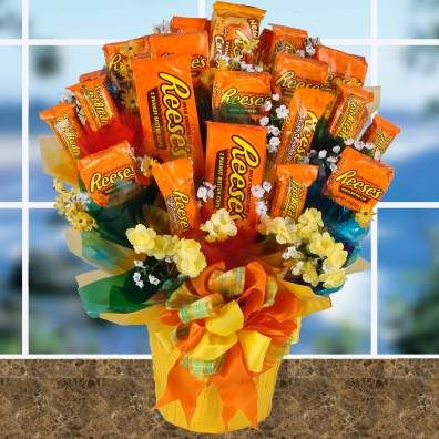 279 best candy bouquet images on pinterest candy bouquet candy all candy gift bouquets are not created equal because this one rocks it will rock the office rock the dorm room and even rock the house negle Images