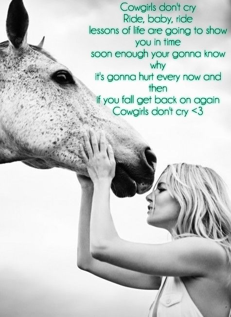 1000  images about a girl and her horse quotes on pinterest