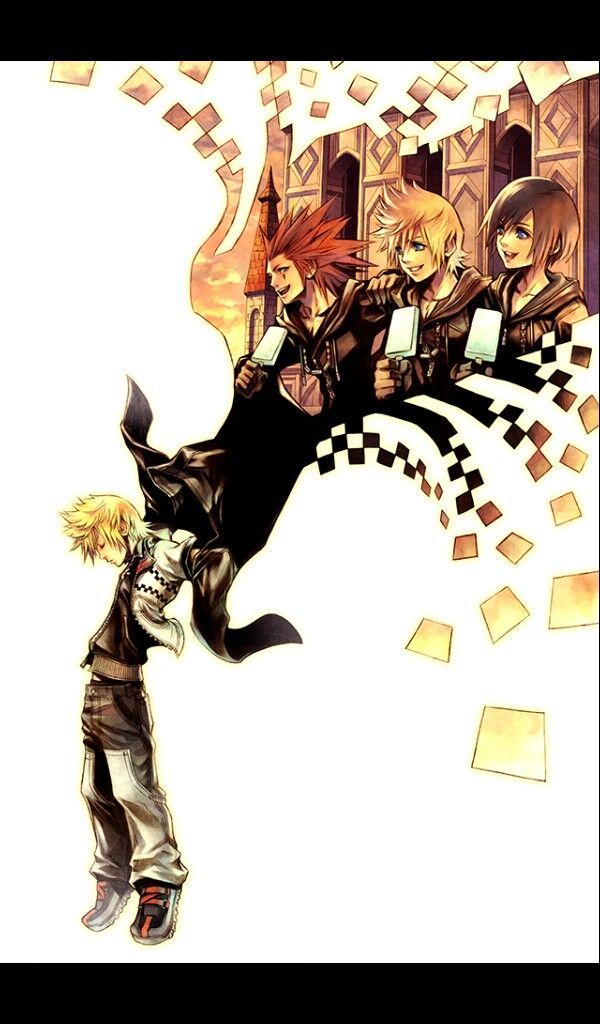 75 best Kingdom Hearts images on Pinterest   Kindom hearts ...