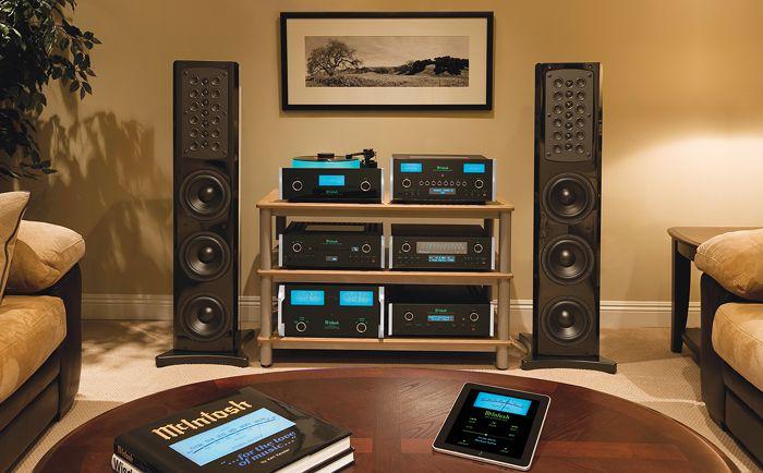 mcintosh soho hifi setup available at audio visual solutions group 9340 w sahara avenue suite. Black Bedroom Furniture Sets. Home Design Ideas