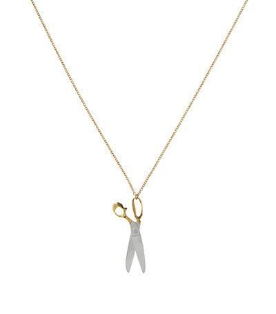 Alex Monroe Shearing Scissors Necklace available to buy at Harrods. Shop online & earn reward points. Luxury shopping with Free returns on UK orders.
