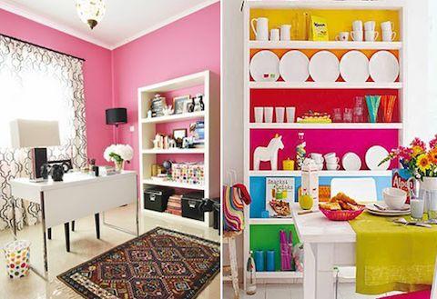 Amazing Bookshelves In Living Room Motif - Living Room Designs ...