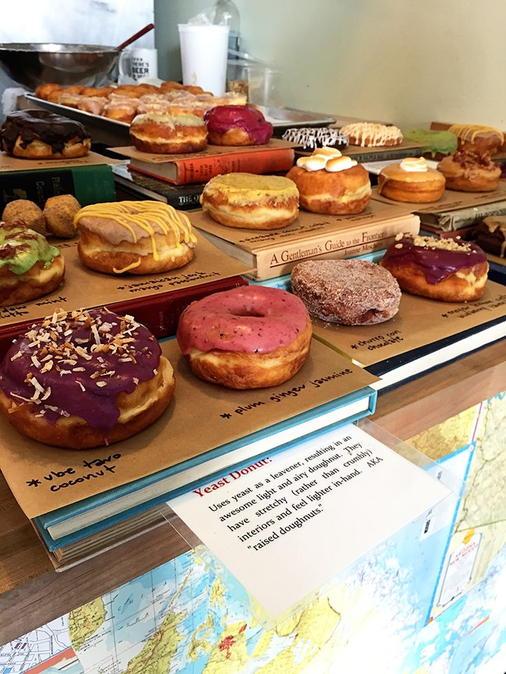 Feature on Nomad Donuts in North Park, San Diego for The Collaboreat