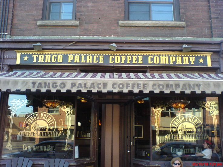 Craving for Caffeine? Check out Tango Palace Coffee Company…