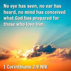 Sunday Encouragement GLORIOUS UNFOLDING