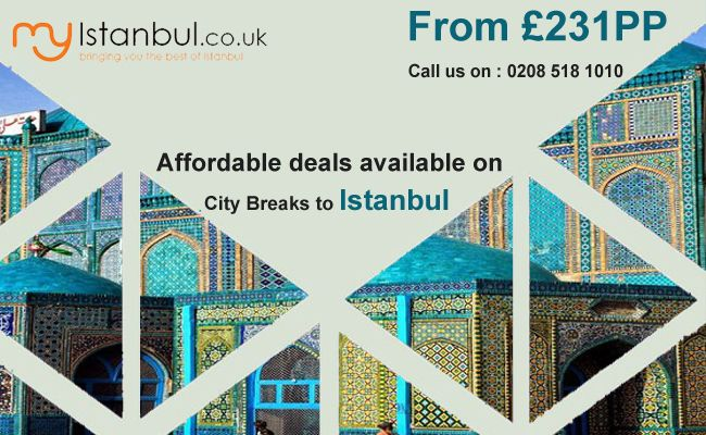 City breaks to Istanbul: Discover Istanbul, a city that is truly deserved to be known as a city of contrasts, with http://www.myistanbul.co.uk/. Book from a selective range of cheap exclusive deals including short, weekend & city breaks to Istanbul now.