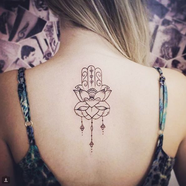 25 best ideas about small hamsa tattoo on pinterest. Black Bedroom Furniture Sets. Home Design Ideas