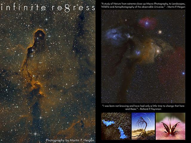 Infinite Regress eBook Cover