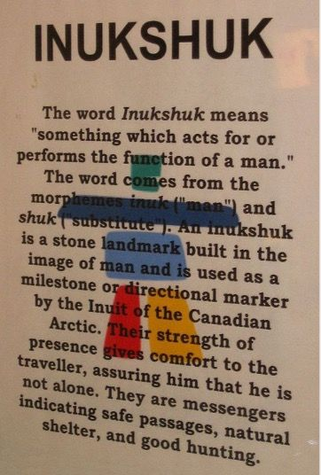 Meaning of Inukshuk