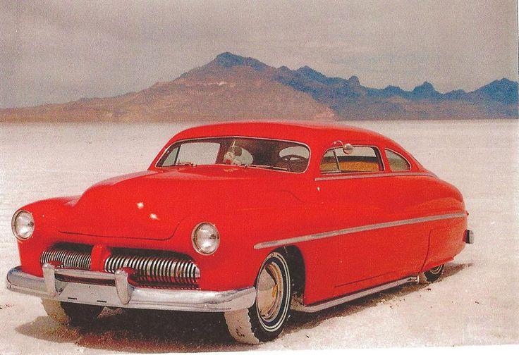 Motor'n | 1950 Custom Chopped Mercury Coupe  for sale at www.motorn.com