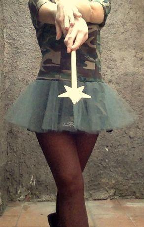 vestito stile ballerina misura 42/44