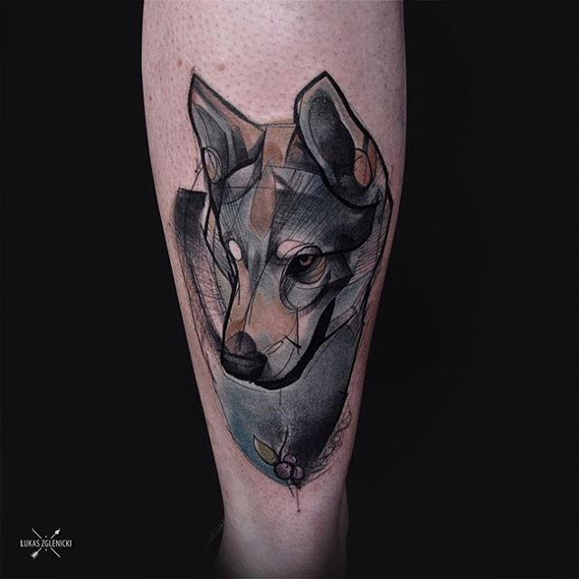 17 best images about tattoo on pinterest lion tattoo wolves and watercolour tattoos. Black Bedroom Furniture Sets. Home Design Ideas
