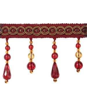 Robert Allen Robert Allen Classic Bead Fg Sangria Trim - $23.15 | onlinefabricstore.net