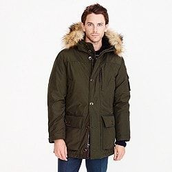 Nordic down parka men coats & jackets c #Down&Parkas