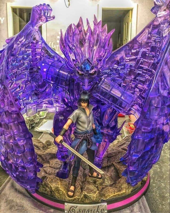 Action Figure Naruto Uchiha Sasuke Susanoo Action Figure Naruto Anime Figures Action Figures