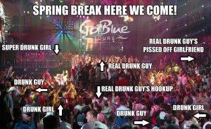 Spring Break Cancun Club - Go Blue Tours