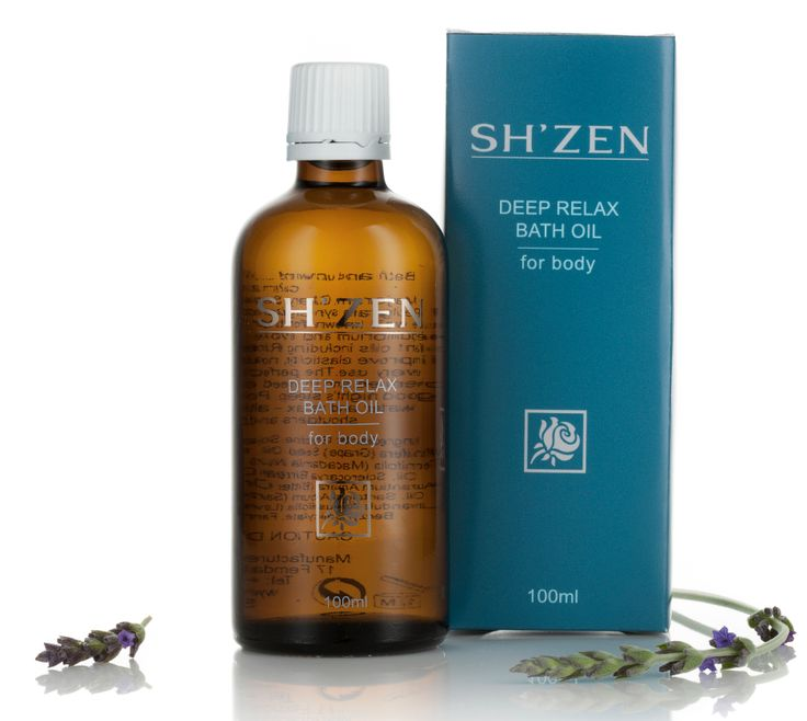 When you're feeling stressed and overtired, take a bath with the new Deep Relax Bath Oil and let nature's most soothing oils calm and relax you. http://www.shzen.co.za/body_destressing.php#body-destressing8