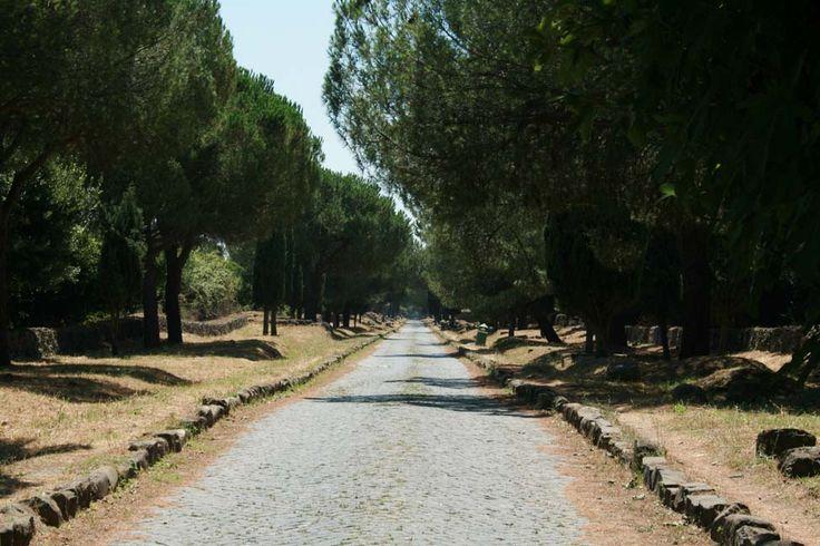 Roma, Via Appia Antica #Roma #Italy