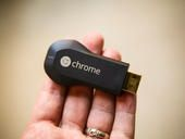 A few key TV apps are adding support for the Chromecast TV dongle, including Showtime Anytime and Starz, as well as casual games like Wheel of Fortune and Just Dance Now.