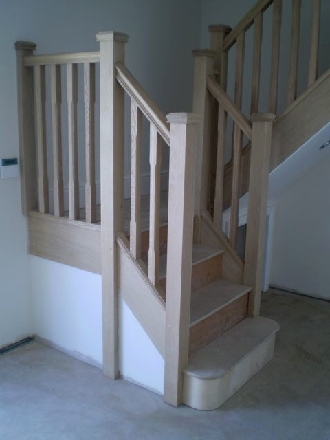 www.tkstairs.com - Staircase pictures - Oak Stairs
