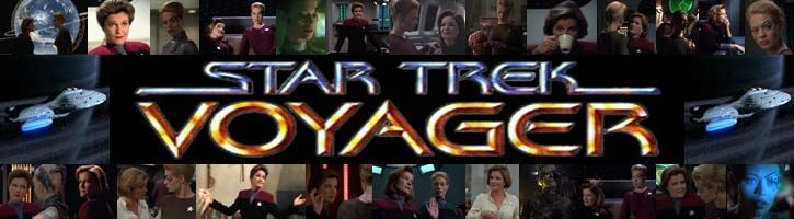 Seven of Nine and Captain Kathryn Janeway Montage