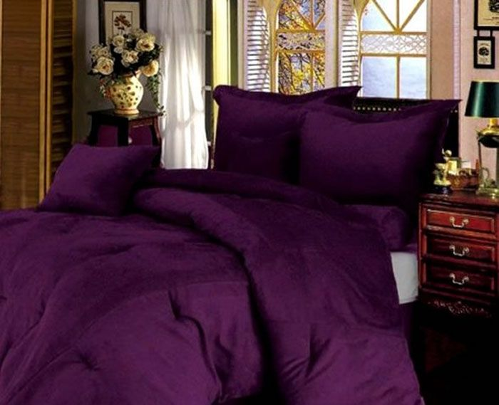 plum colored sheets - Anta.expocoaching.co