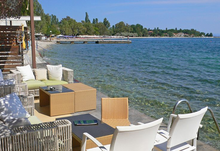 Minelska Resort, Pelion, Greece: a boutique B&B with pretty suites for 2-4 and an inviting seafront café. i-escape.com