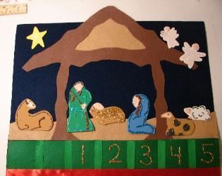 Image result for nativity scenes for school play