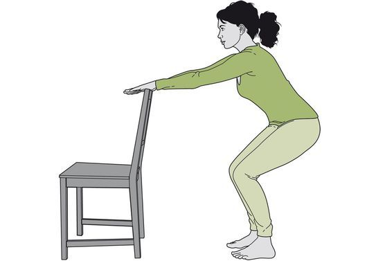 84 best yoga avec une chaise images on pinterest chairs for Chaise yoga