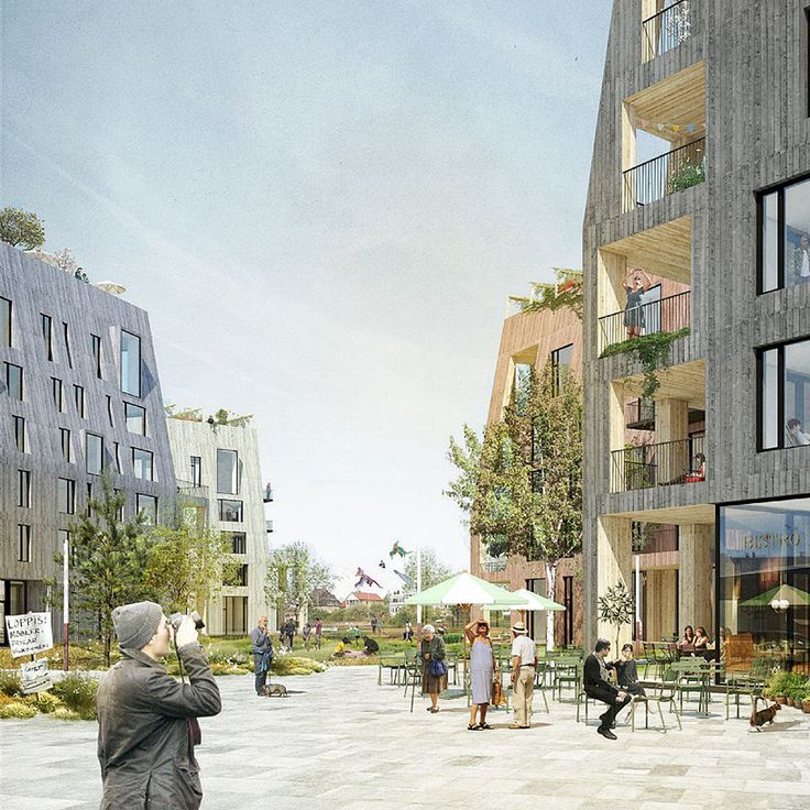 CF-moller-architects-ornsro-timber-town-orebro-sweden-designboom-02
