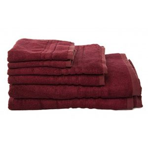 Burgundy High Quality Organic Bamboo Towels with 70% Bamboo & 30% Cotton. Organic Bamboo Towels with Zero Twisted Weave, Superior Absorbance, Low Shrinkage, ECO Friendly, Turquoise/Aqua Blue, Fast Drying, Odour Resistant, ECO friendly Organic Bamboo Towels color available: Tourquoise/Aqua Blue, Burgundy, Chocolate Brown, Ecru/Natural, Olive Green, Taupe Beige, white SET CONTAINS: 1x Bath Towel (27″ x 54″), 1 x Hand Towel (18″ x 28″), 1 x Face Towel (13″ x 13″)