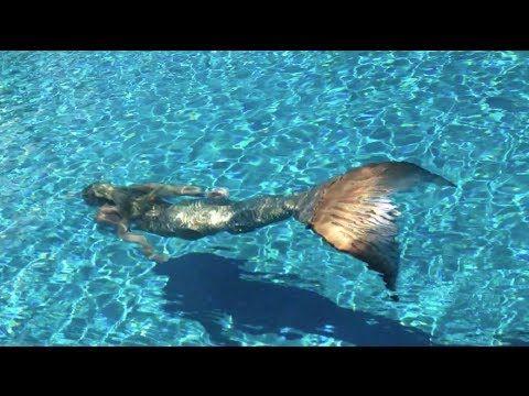 Mermaid Melissa's beautiful Mermaid Tail Transformations (Official Video)