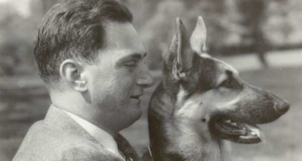 The First Guide Dog School Began 87 Years Ago #TheSeeingEye #PhotoOfTheDay