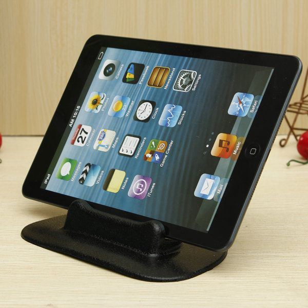 Car Dashboard Phone Holder Pad Anti Slip Sticky Stand Universal For GPS Mobile Tablet