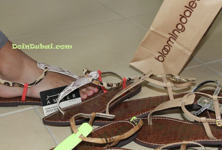 Sublime shoes at sublime prices  http://doindubai.com/2013/05/17/a-proper-sale-but-only-for-today-at-dubai-mall/