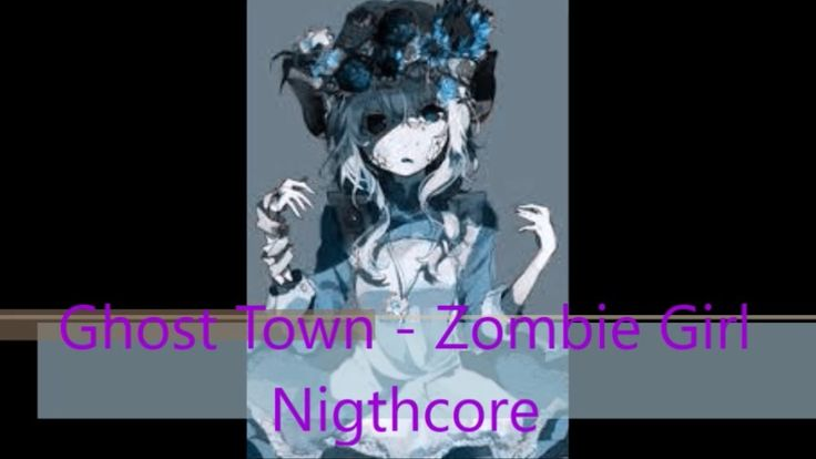 🌟Song: Zombie Girl 🌟Artist: Ghost Town 🌟🌟🌟🌟🌟🌟🌟🌟 Crawlin' up my legs Tryin' to get a little taste You sink your teeth in my thigh I scream for joy I say oh my...
