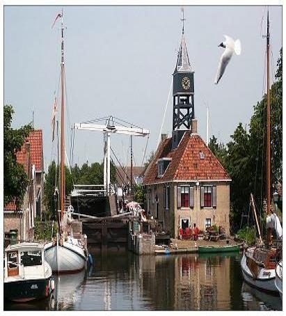 Near to where i was born: Hindelopen
