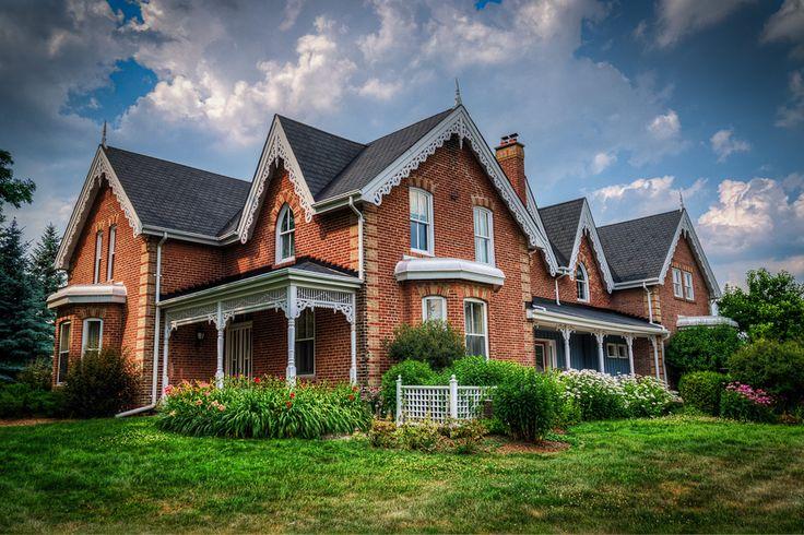 Farm House Caledon Ontario.