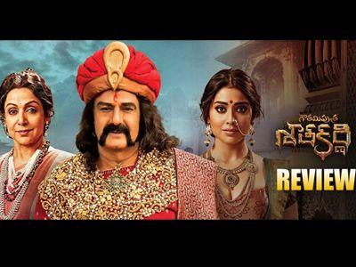 Gautamiputra Satakarni Telugu Movie Review - Sluggish war drama with dialogues as main asset @ http://www.apnewscorner.com/news/news_detail/details/14179/latest/Gautamiputra-Satakarni-Telugu-Movie-Review---Sluggish-war-drama-with-dialogues-as-main-asset.html