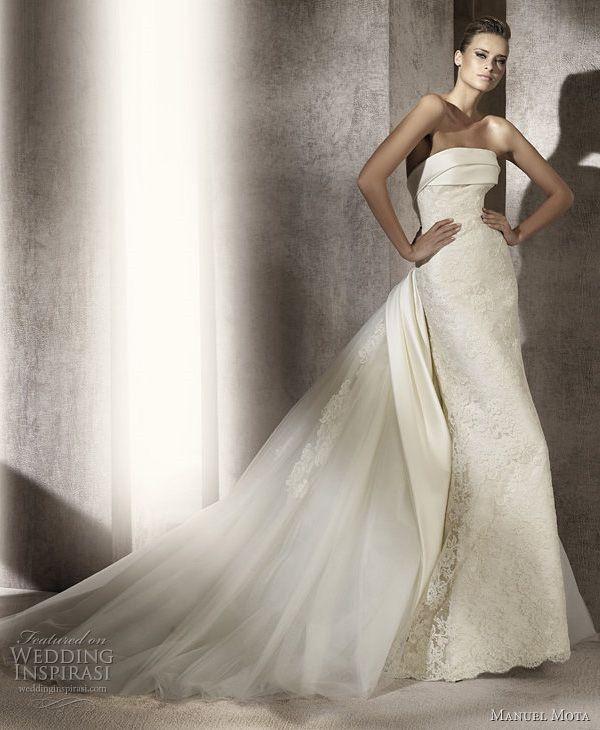http://weddinginspirasi.com/2011/04/29/manuel-mota-2012-wedding-dresses/ : Manuel Mota for Pronovias 2012 wedding dress Prologo
