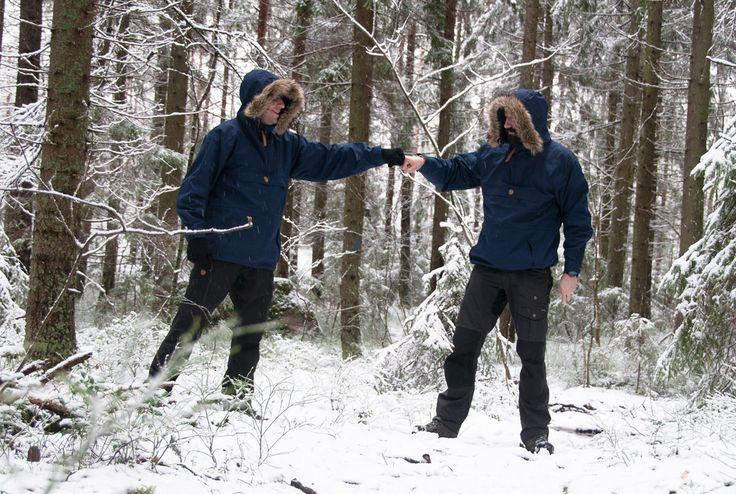 Preparing for Fjällräven Classic    More on our blog:  http://www.hikeventures.com/preparing-for-fjallraven-classic/