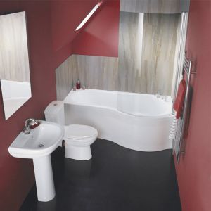 Piasa Shower Bath Suite - Image 1 my third choice