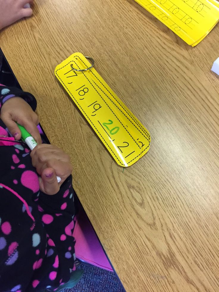 Teen Numbers! Daily 3 Math - Math Writing - Teen Numbers practice - fill in the missing number!