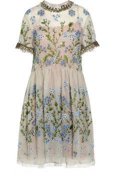 biyan embellished dress