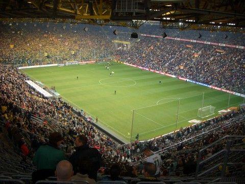 Signal Iduna Park in Dortmund (ehemals Westfalenstadion), Dortmund