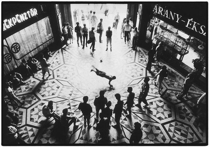 Benkő Imre Budapest, Párizsi udvar 1988
